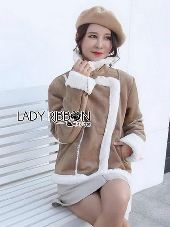 Lady Ribbon Coat