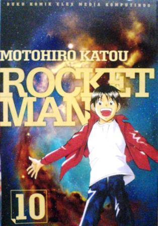 Rocket Man ร็อกเก็ตแมน (จบ)