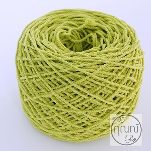 R#30 - เชือกฟอกสีเขียวตองอ่อน