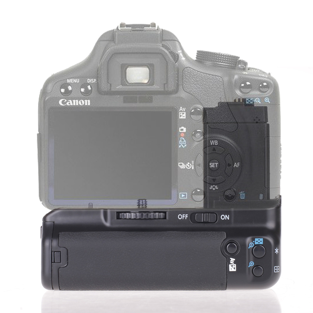 Battery grip for CANON 450D 500D 1000D Rebel XS XSi T1