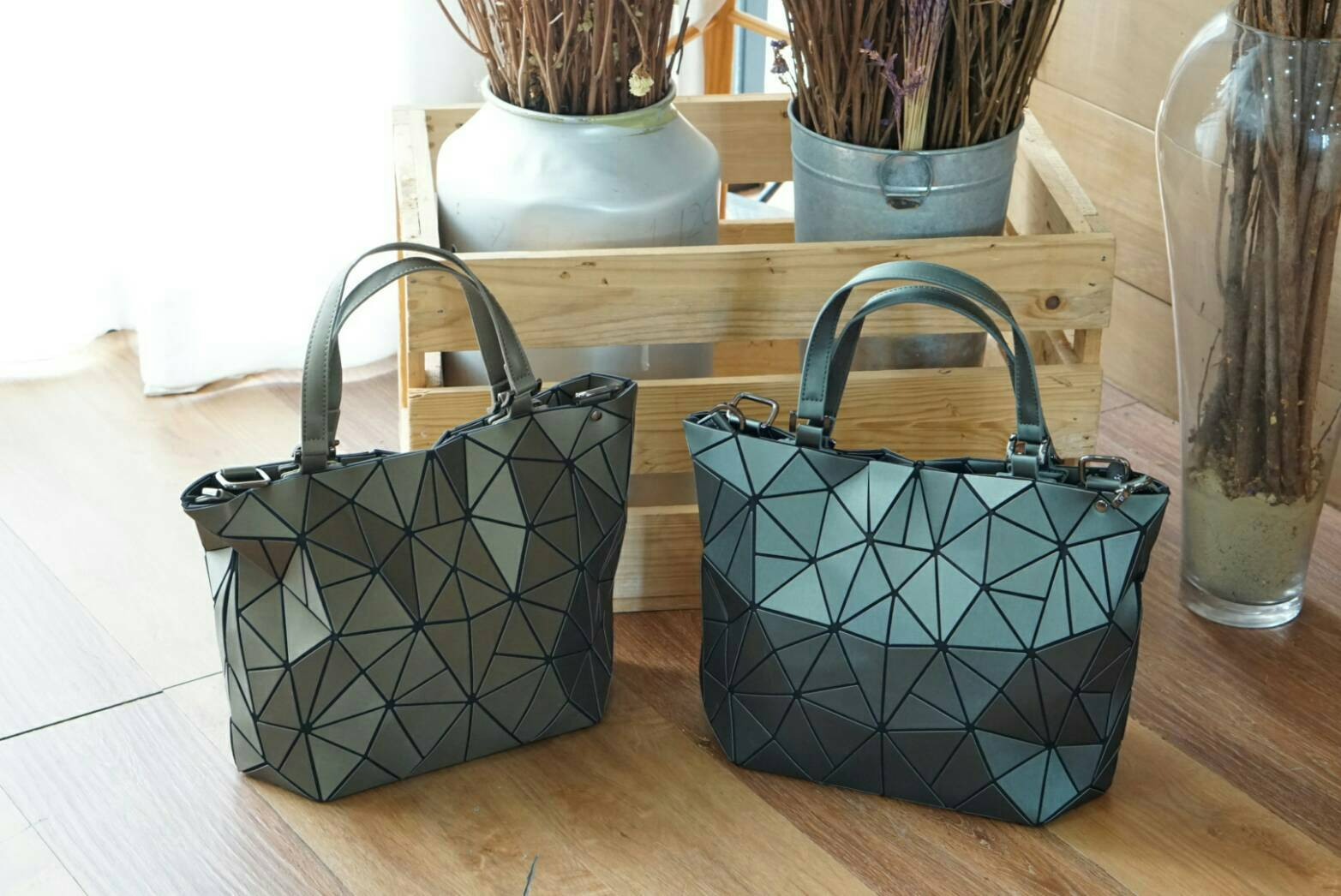 💞*Issey Miyake Diamond Bag*💞