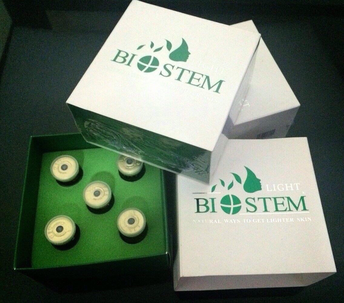 biostem รกพืช ( switzerland )