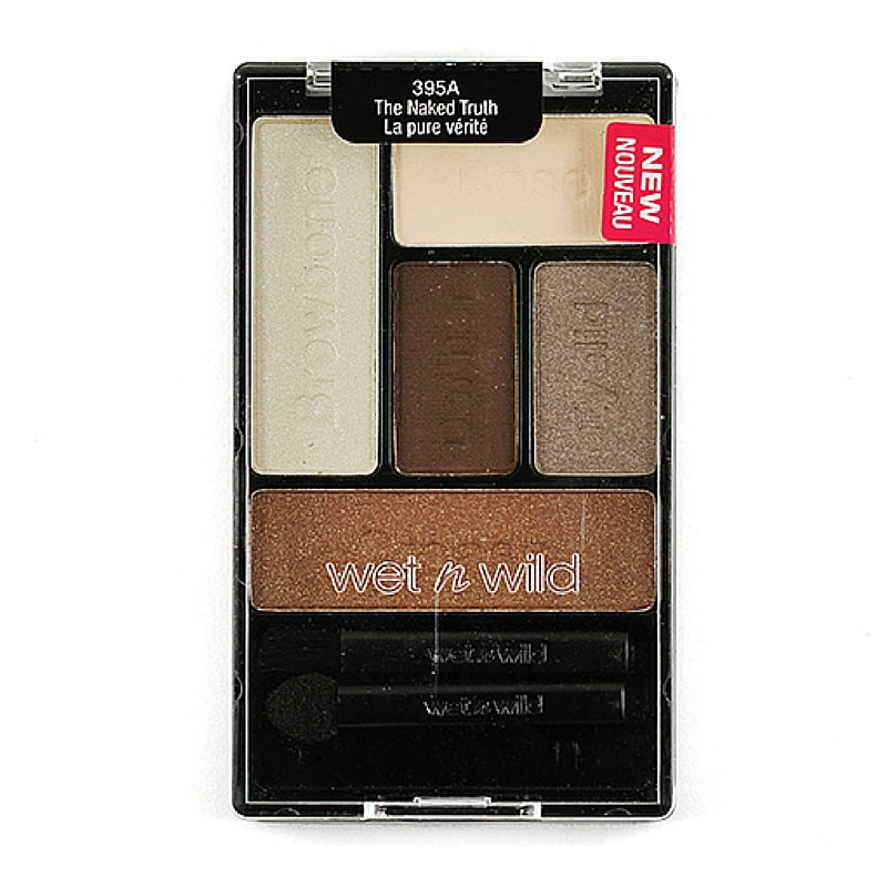Wet n Wild Color Icon Eyeshadow Palette E3951 The Naked Truth