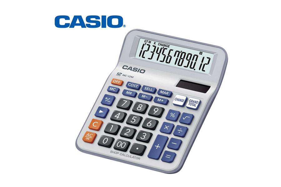 CASIO MC-12M
