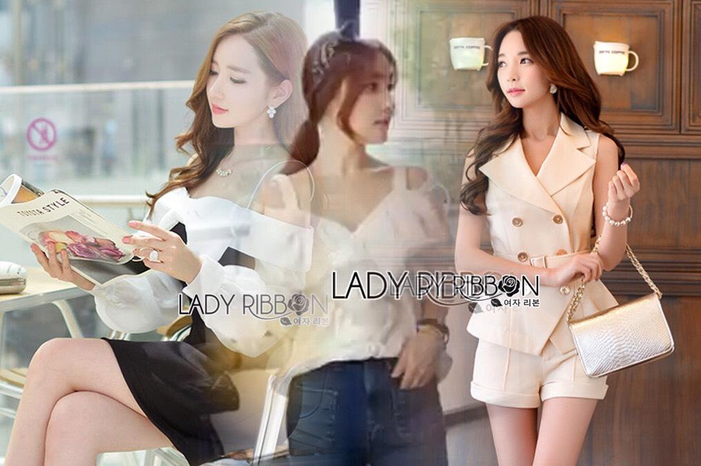 ภาพถ่าย lady ribbon