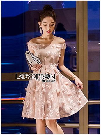 Lady Laura Sweet Flower Tulle Dress