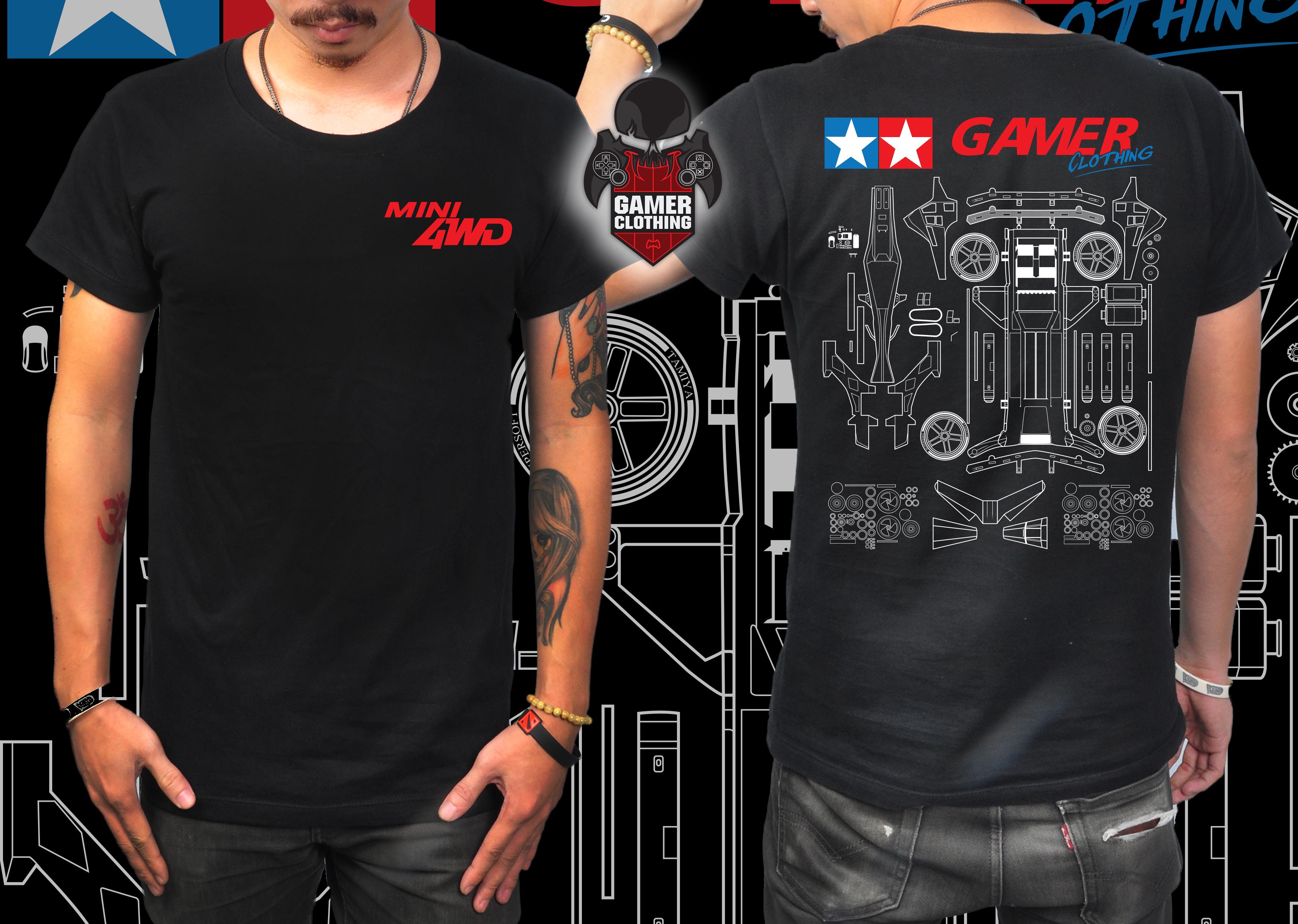 Mini4WD T-Shirt
