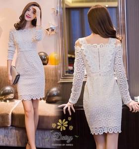 Daisy Premium Collection Lace Dresses แมกซี่เดรส