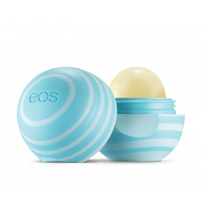 EOS lip balm กลิ่นวนิลา-มิ้นต์ (Vanilla Mint) 95% organic 100% natural เพื่อริมฝีปากชุ่มชื่น