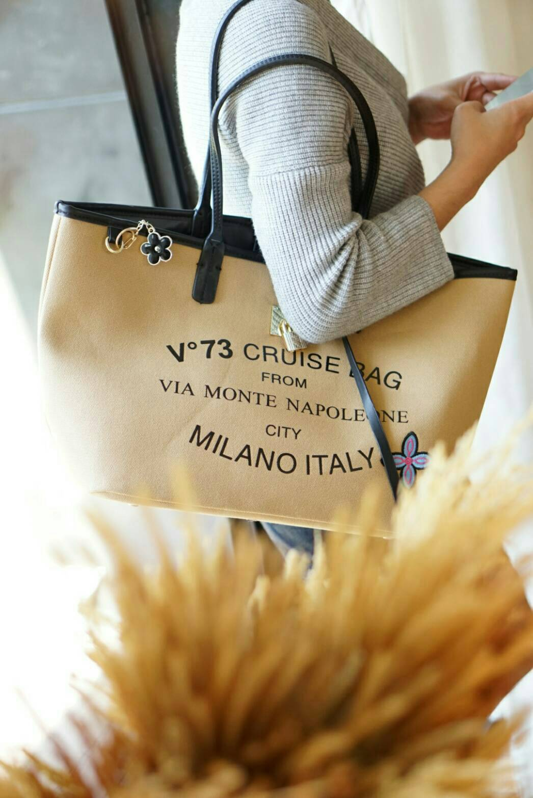 *ทรงช็อปปิ้งงานสวยสัญชาติอิตาลี*