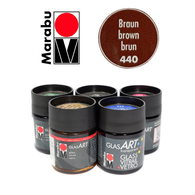 Marabu #440 Brown