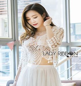 Lady Ribbon Gabby Flower Jacket