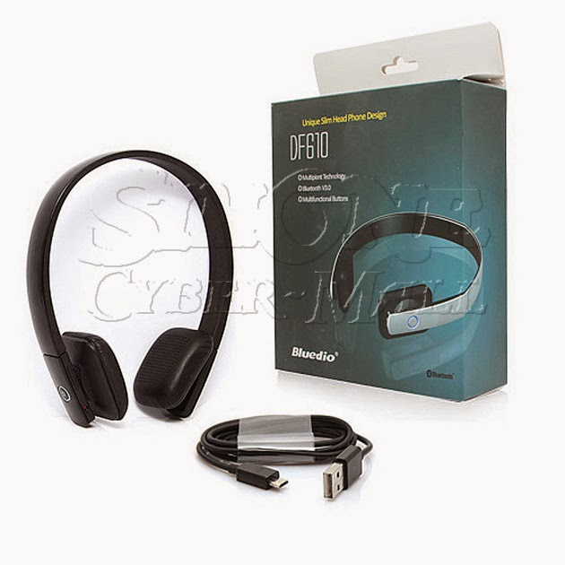 Bluedio DF610II Fashionable Bluetooth Stereo Headset