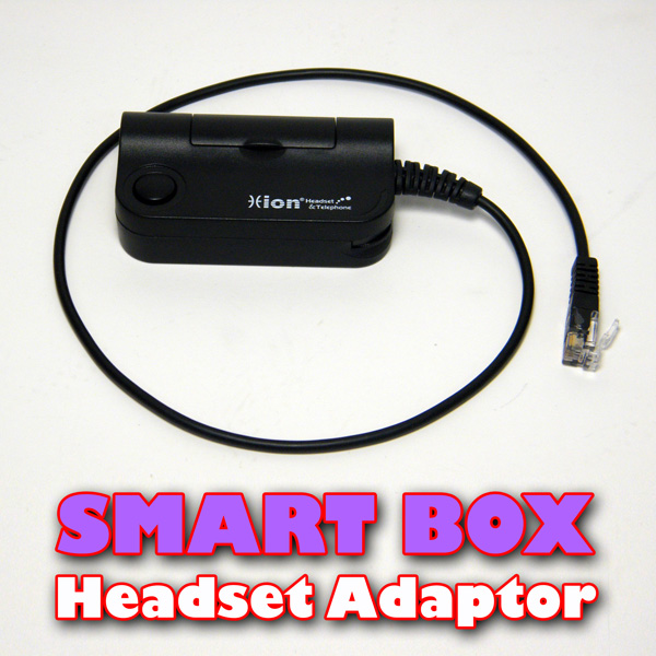 HION Smart Box – Headset Adaptor With Conversation Control