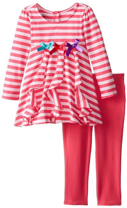 **Kids Headquarters** (ชนเว็บ) SM1870-1 Size 12, 18, 24m เสื้อผ้าเด็กขายส่ง ยกแพค 6 ชุดต่อแบบ ครบไซส์