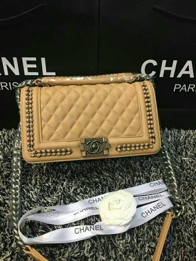 กระเป๋าแบรนด์ : chanel ✔ เกรด : พรีเมียม