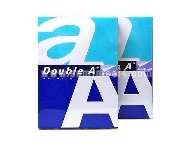 Double A A3 80gsm.