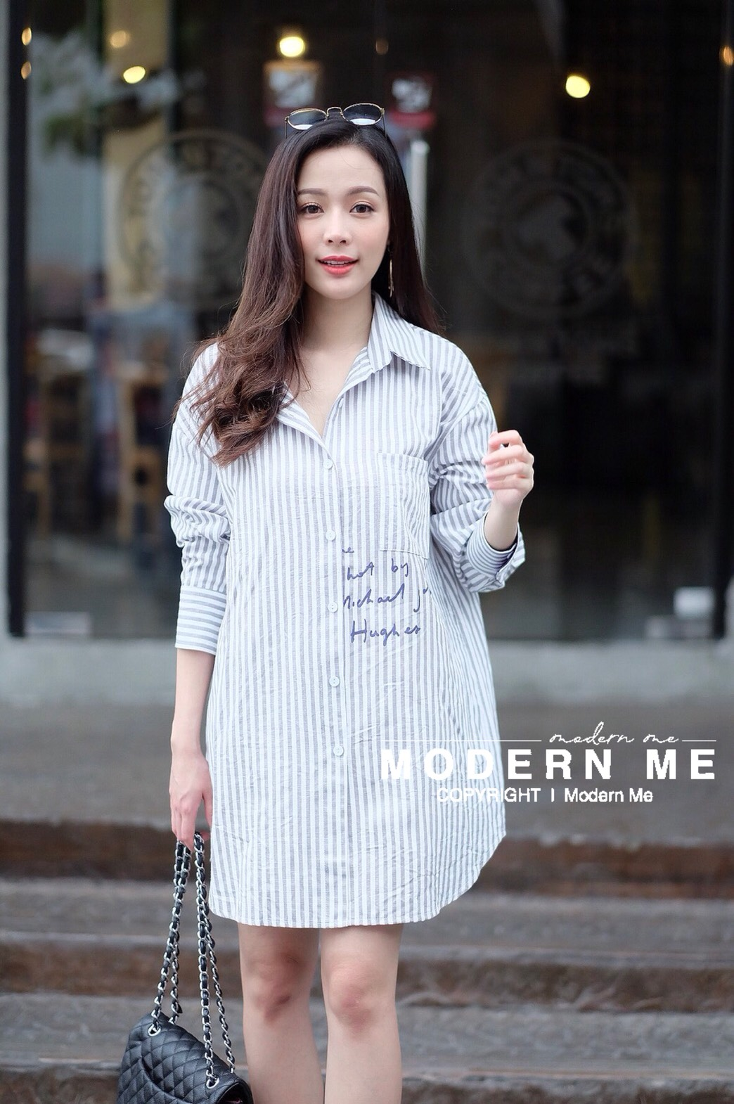 เสื้อแฟชั่นเกาหลี 🔴ราคา 550 บาท🔴