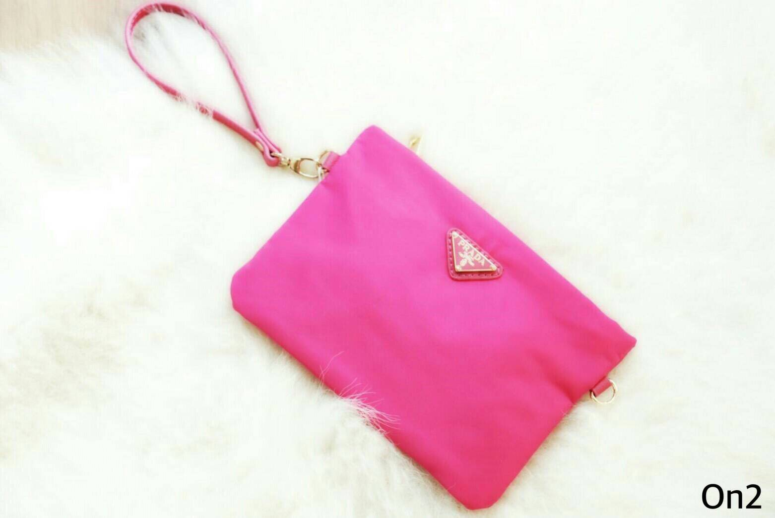 💞*Prada nylon mini crossbody bag*💞