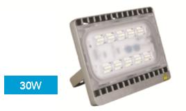 โคมไฟ LED FLOODLIGHT 30W MINI มีประกัน 2 ปี มี มอก