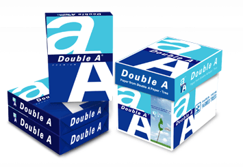 Double A A4 80gsm.