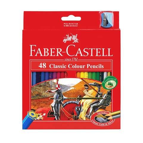 สีไม้ Faber Castell