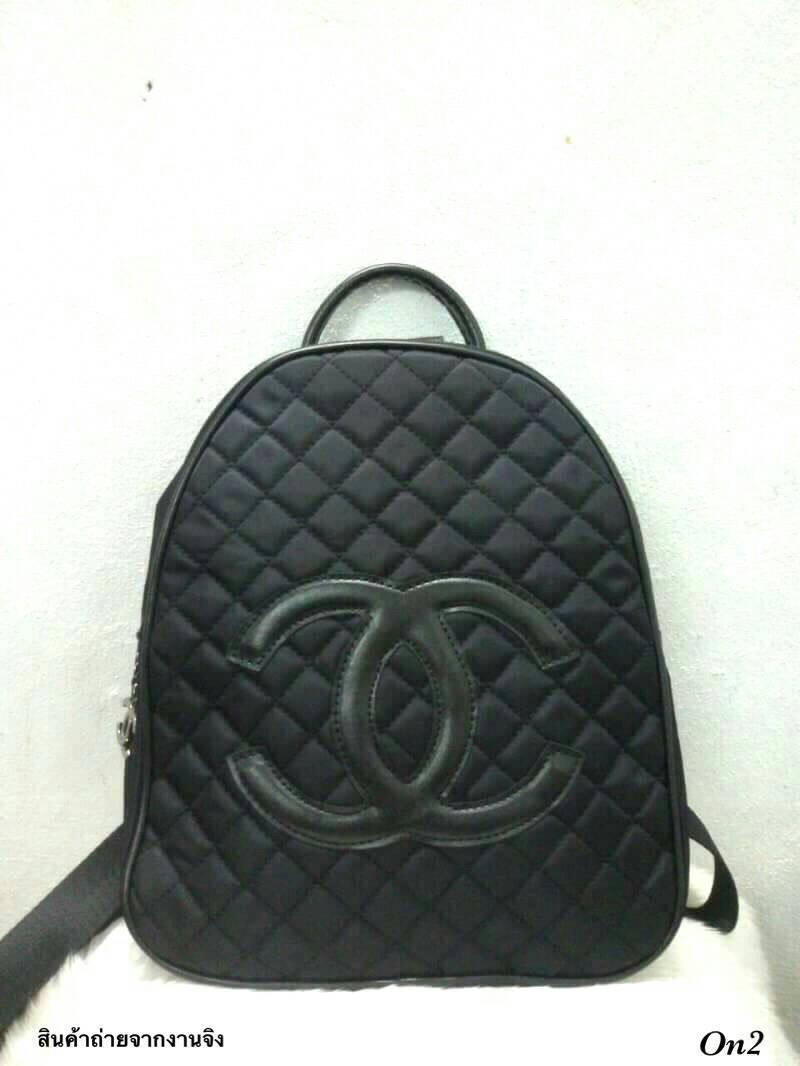&#x1F49E*Chanel nylon Lday Backpack*&#x1F49E