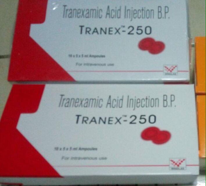 Tranex 250 Mg