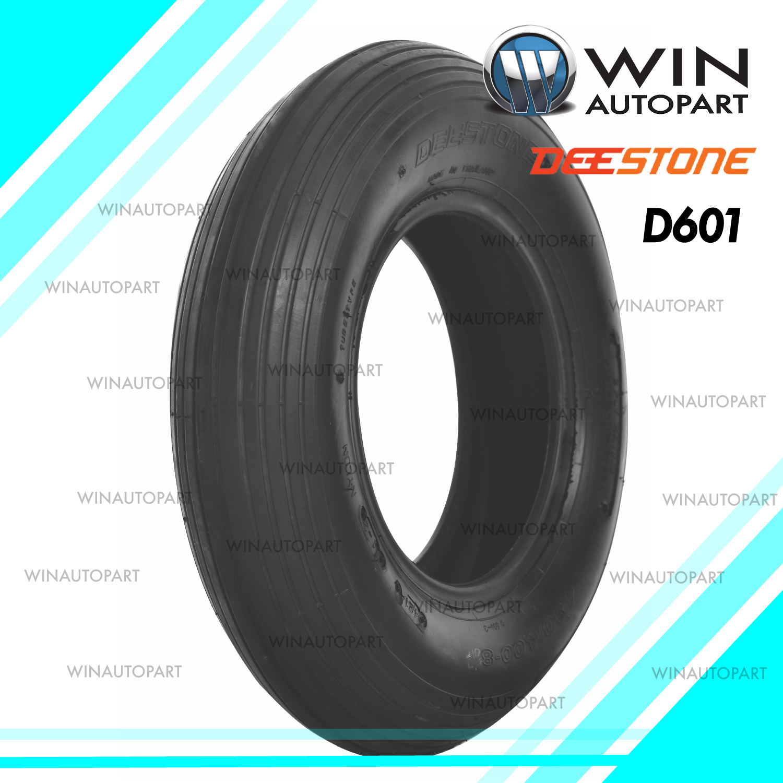4.00-6 ยี่ห้อ DEESTONE รุ่น D601 TL ยางรถอุตสาหกรรม & รถเข็น