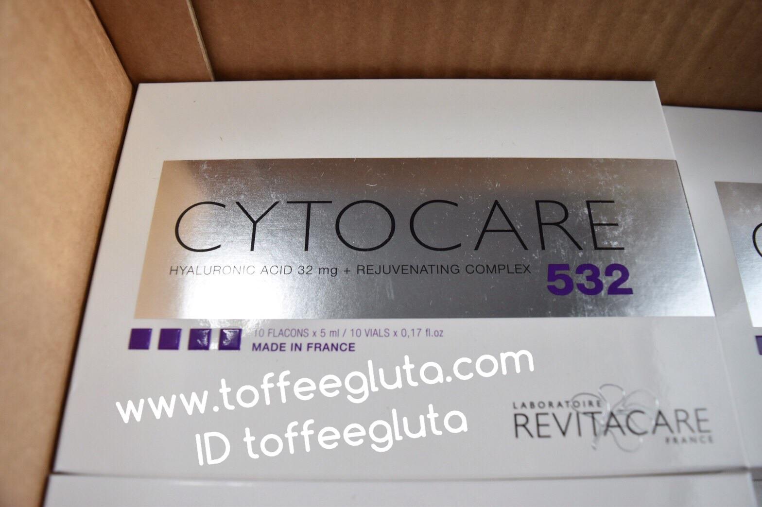 Cytocare 532 (10 x 5.0 ml ) ( France ) แยกขายได้ครับ