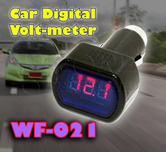 WF-021 Car Digital Volt-meter