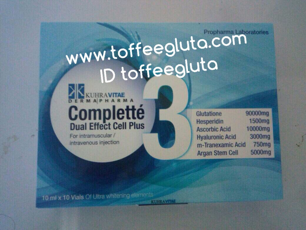 Complette dual effect cell plus 3
