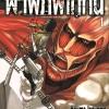 Attack on titan ผ่าพิภพไททัน เล่ม 1-24