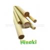 ไม้ Hinoki ชนิดเสากลม