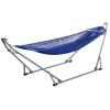 เปลญวนเด็ก Autoru รุ่น Premium hammock (สีน้ำเงิน)