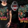 GODZILA BLACK T-Shirt
