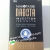 Nabota (black) Korea อย.