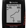 ไมล์จักรยานระบบ GPS Bryton Rider 330