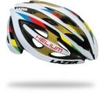 หมวก Lazer Helium สี World Champion
