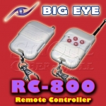 BIG EYE RC-800 Remote Controller