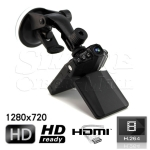F990 – HD720p Car IR Night-Vision DVR With 2.5in. LCD