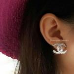 Chanel Earring รุ่นนี้ basic ตัวพันเกลียว