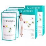 12 Complex 12 คอมเพล็กซ์ อาหารเสริมลดน้ำหนัก