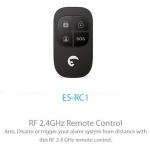 Remote RF 2.4GHz ใช้สั่งงานควบคุมการ เปิด ปิด ส่งสัญญาณ SOS ต่างๆ