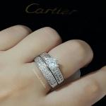 Diamond Ring งานเพชร CZ แท้ แหวนเซต 2 วง