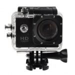 กล้อง Action Camera สีดำ