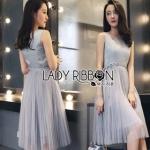 Lady Ribbon TUTU สไตล์ Vintage