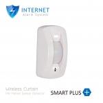 Wireless Curtain PIR Motion Sensor Detector (SM-CR01) : ม่านลำแสงตรวจสอบ การเดินผ่าน