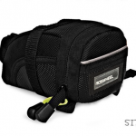 กระเป๋าใต้อานผ้าไนล่อน Roswheel 13691-AS สีดำ