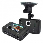 P1000 Car DVR with 2.5in. Display